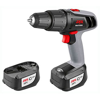 S 2533 MB 18v Cordless Impact Driver with 2 Lithium Ion Batterie