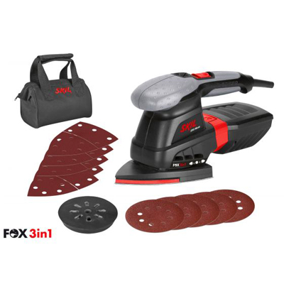 S 7220 AC Multi sander (Fox 3-in-1)