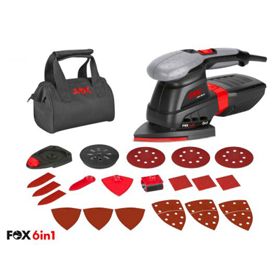 S 7226 AE Multi sander (FOX 6in1)