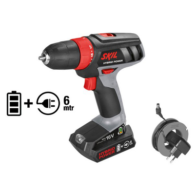 S 2461AA Cordless Hybrid Power 16V Max