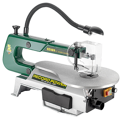 "SS16V 16"" Variable Speed Scrollsaw"