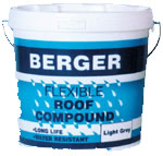 Flexible Roof Compound