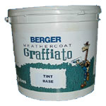 Berger Weathercoat Graffiato
