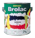 Berger Wood & Metal Paints