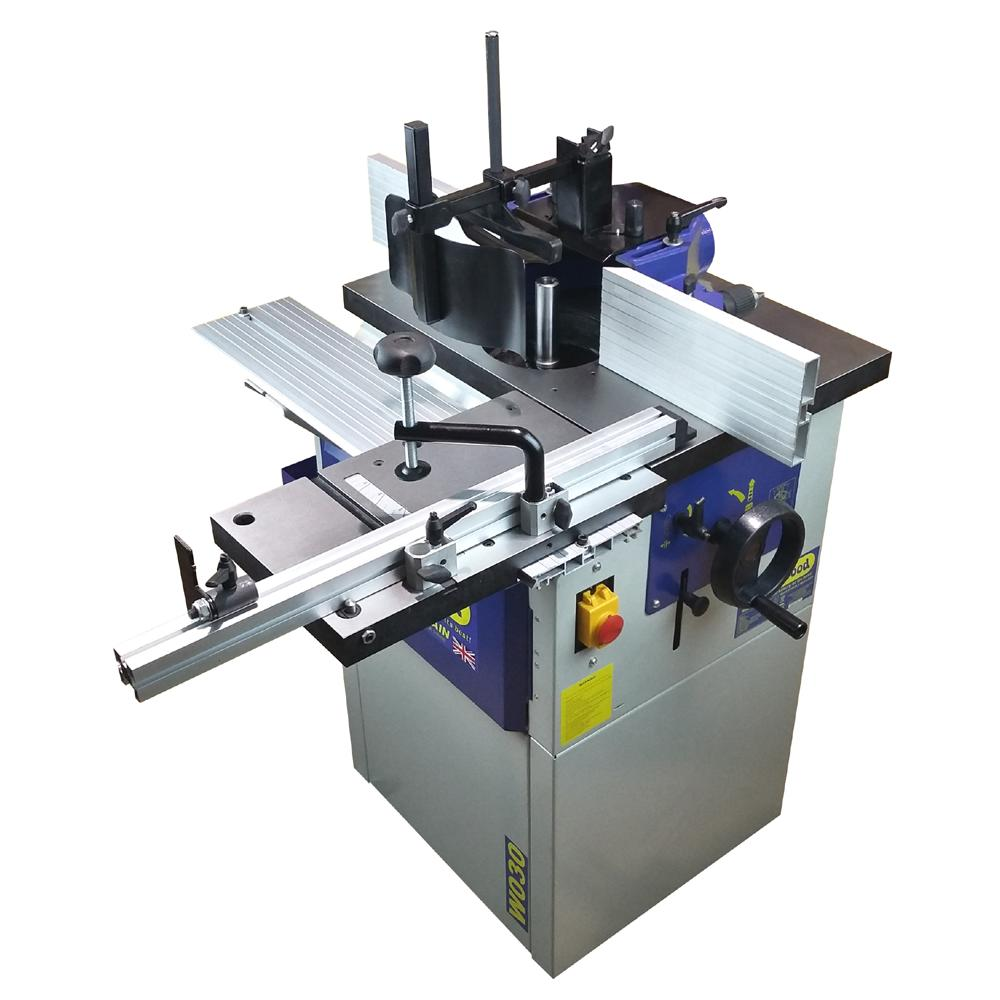 W030 Spindle Moulder with Sliding Carriage