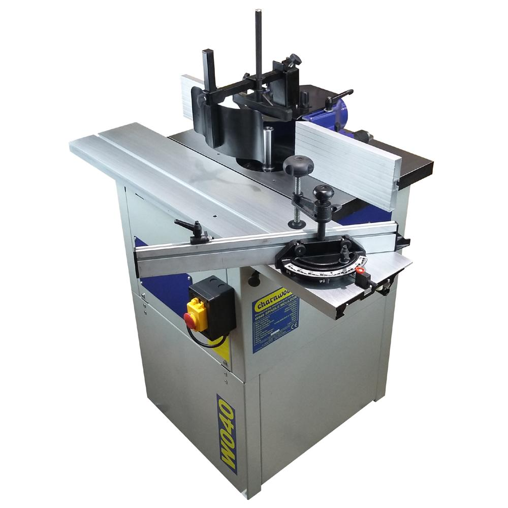 W040 Spindle Moulder with Sliding Beam