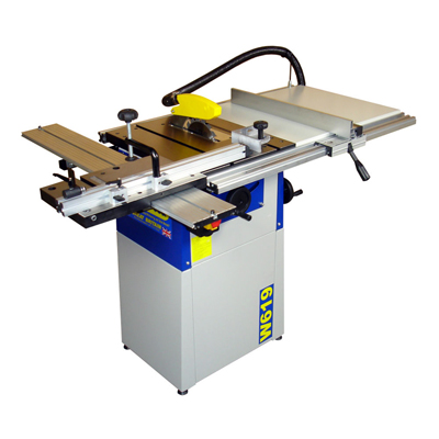 W619 8″ Cast Iron Table Saw