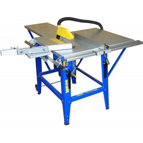 W625PSF 12'' Contractors Table Saw - Precision Package