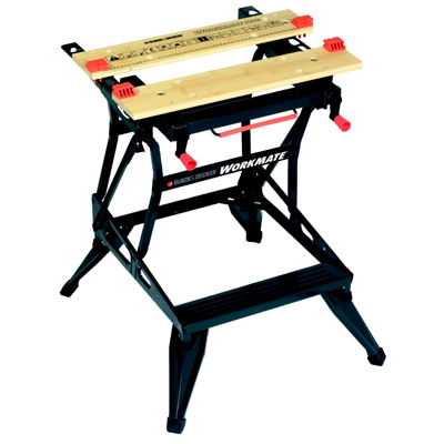 WM550 Vertical Clamp Dual Height Workmate Workbench